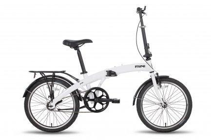 Велосипед PRIDE MINI 1sp 2015 белый глянцевый