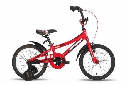Велосипед PRIDE Arthur 2015 червоний