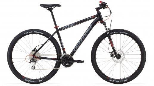 Велосипед Cannondale Trail 29'ER 6 Promax гидравл. 2014 черно-матовый
