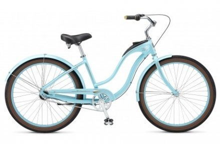 Велосипед Schwinn Debutante Women 2015 light blue
