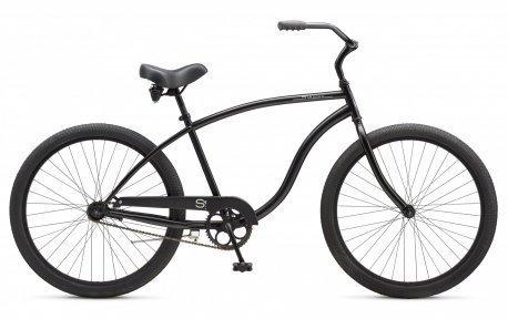 Велосипед Schwinn Cruiser One S1 2016 black
