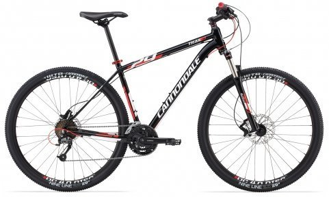 Велосипед Cannondale Trail 29'ER 5 Helix 6 гидравл. 2014 черн.