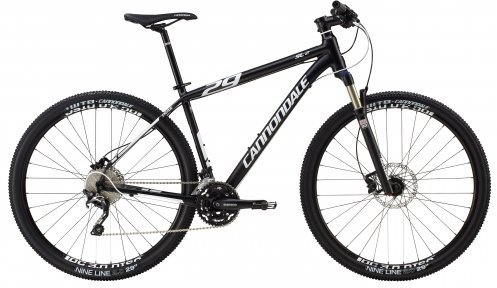 Велосипед Cannondale Trail SL 2 2014 BBQ