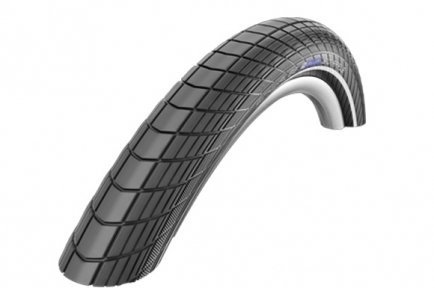 "Покрышка 20"" x 2.15"" (55x406) Schwalbe Big Apple RaceGuard B/B-SK+RT HS430 EC"