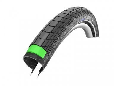 Покрышка 28x2.00 Schwalbe BIG APPLE PLUS GreenGuard 50-622 B/B+RT HS430 EC 67EPI