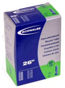 """Камера 26"""" (40 / 62x559) Schwalbe AV13 40мм EK AGV"""