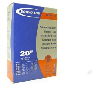 "Камера Schwalbe 28"" (18/25x622/630) SV 40мм SV20 Extra Light IB"