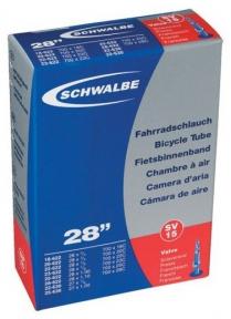 """Камера Schwalbe 28"""" (18/28x622/630) SV 60 мм SV15 IB"""