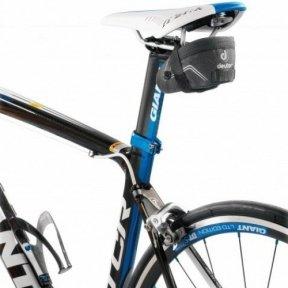 6ad940cb4a4e Сумка подседельная Deuter Bike Bag 0.3L Black XS — купить в Украине ...