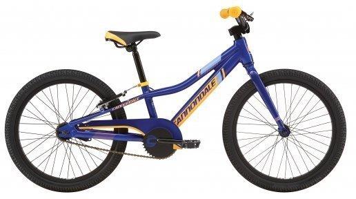Велосипед CANNONDALE KIDS 20 2016 blue