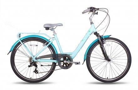 Велосипед PRIDE Comfort 2016 синий