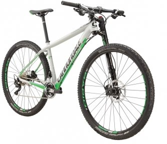 Велосипед Cannondale F-Si 1 29 2016 white