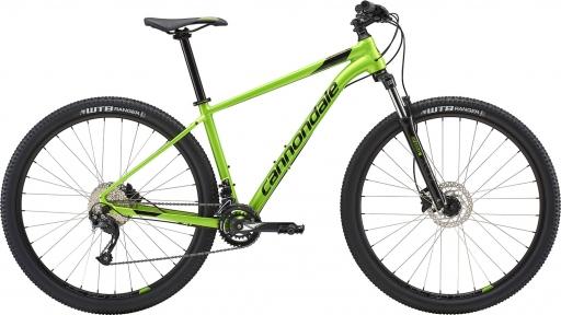 "Велосипед 29"" Cannondale Trail 7 AGR зеленый 2018"