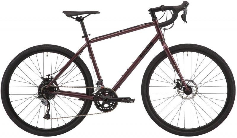 """Велосипед 28"""" Pride RoCX TOUR (2020) burgundy"""