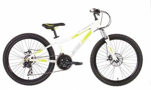 Велосипед PRIDE Pilot 2015 бело-зеленый