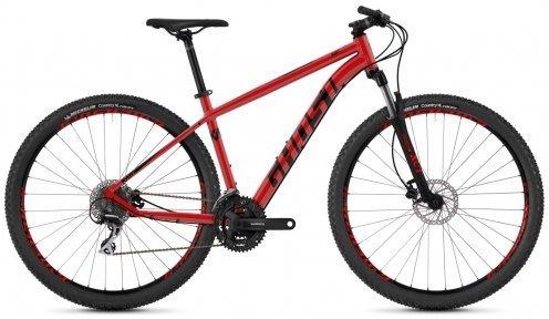 "Велосипед 29"" Ghost Kato 2.9 riot red / night black"
