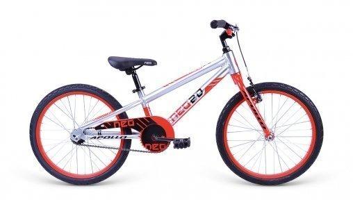 """Велосипед 20"""" Apollo Neo boys красный/черный"""