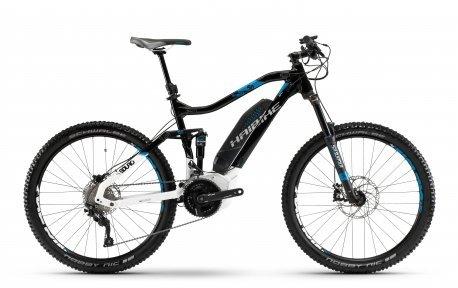Велосипед Haibike SDURO FullSeven LT 5.0 500Wh черный 2018