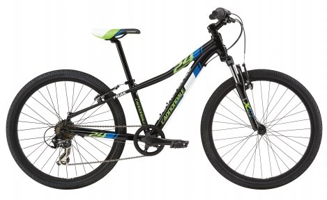 Велосипед CANNONDALE KIDS 24 TRAIL 2016 black