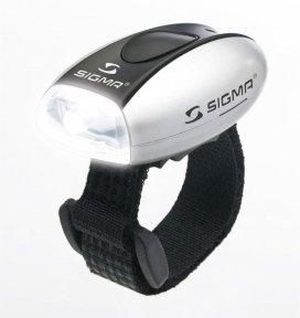 Габаритный свет Sigma MICRO SILVER/LED-White