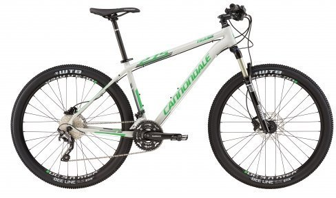 Велосипед Cannondale TRAIL 2 27.5 2016 white
