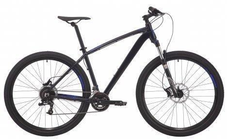 """Велосипед 29"""" Pride Rebel 9.3 темно-синий 2018"""