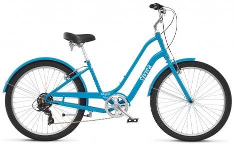 """Велосипед 26"""" Schwinn SIVICA 7 Women 2019 laguna blue"""