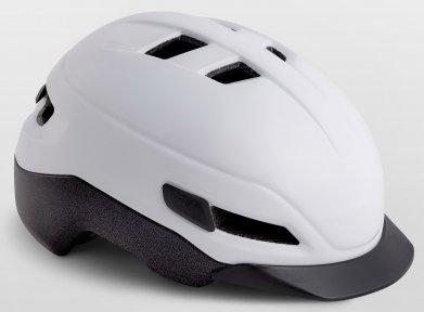 Шлем MET Grancorso white glossy reflective