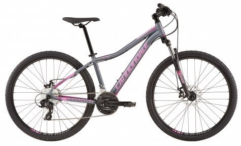 Велосипед Cannondale FORAY 3 27.5 2016 grey