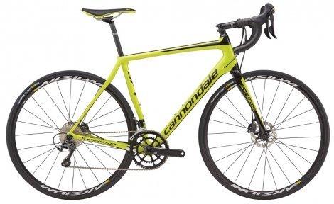 Велосипед Cannondale Synapse Carbon Disc Ultegra 2016 NSP