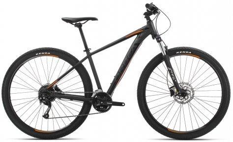 """Велосипед 29"""" Orbea MX 40 2019 Black - Orange"""