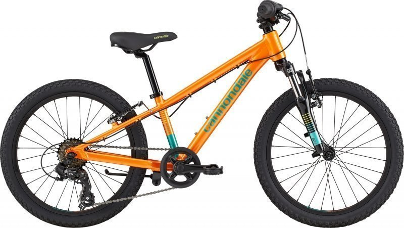 "Велосипед 20"" Cannondale Kids Trail Girls (2020) crush"