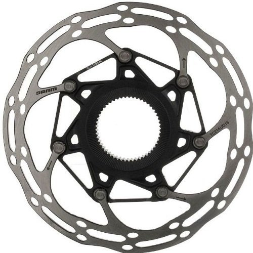 Ротор SRAM CenterLine Center Lock 160 мм (паук)