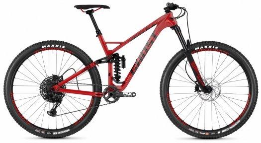 "Велосипед 29"" Ghost SL AMR 6.9 LC riot red / jet black"