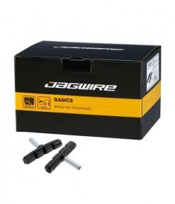 Колодки гальмівні MTB v-br. JAGWIRE Mountain Sport Canti 70мм - BWP3001- Black 50пар