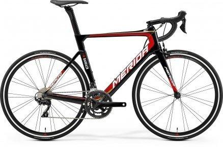 """Велосипед 28"""" Merida REACTO 4000 black team replica"""