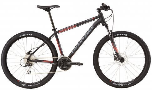 Велосипед Cannondale TRAIL 6 27.5 2016 black