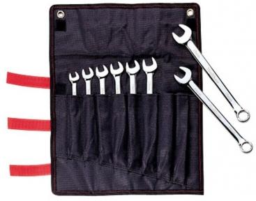 Набор ключей ICE TOOLZ 39B8 рожковых накидных от 8до15mm