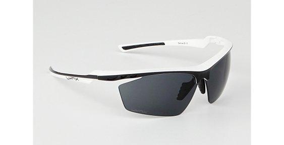 Очки LYNX Denver shiny white/front black