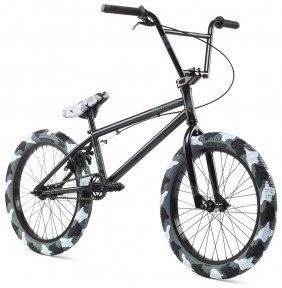 "Велосипед BMX 20"" Stolen X-Fiction URBAN 1 (20.25"") 2019 matt black/camo"