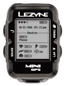 Велокомпьютер Lezyne Mini GPS