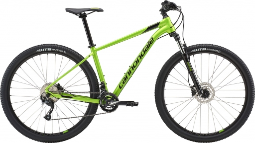 "Велосипед 29"" Cannondale Trail 7 AGR зеленый 2018"