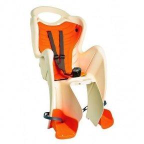 Кресло BELLELLI MR FOX Clever  детское до 22кг (бежевый с оранж)