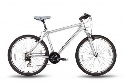 Велосипед PRIDE XC-2.0 2016 серый матовый
