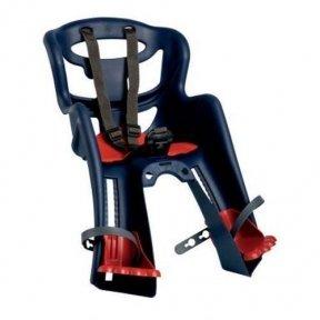 Кресло BELLELLI TATOO Sportfix  детское до 15кг (синий с красным)