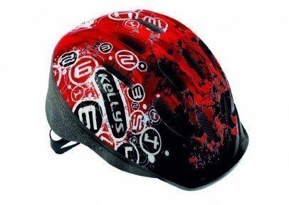 Шлем детский MARK красный, размер XS/S