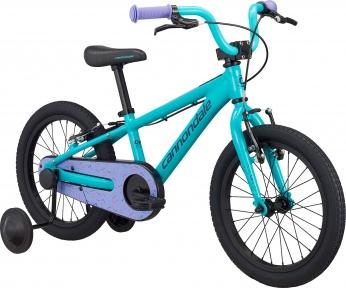"""Велосипед 16"""" Cannondale Trail Kids Girls freewheel 2019 TRQ"""