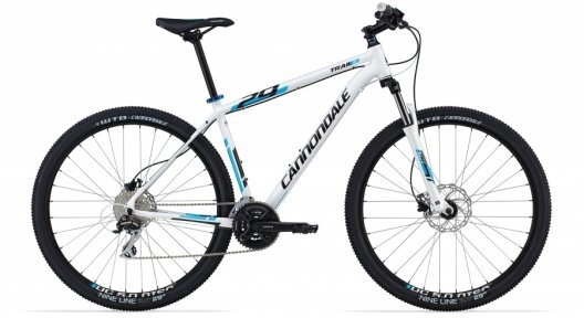 "Велосипед Cannondale Trail 6 27.5"" 2015 white"