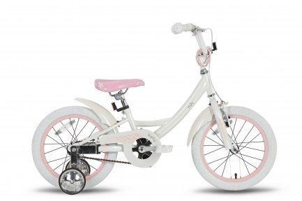 Велосипед PRIDE KELLY 2016 бело-розовый матовый