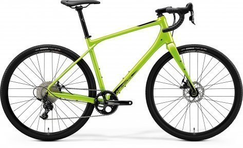 "Велосипед 28"" Merida SILEX 300 glossy green"